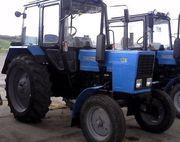 Трактор МТЗ БЕЛАРУС-80.1,  81 л/с,  реконструированный