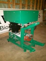 Пресс - гранулятор  биомассы MG 600 PTO
